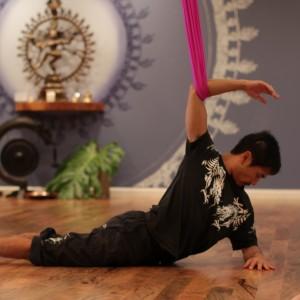 Aerial Yoga Teacher Training - SHU