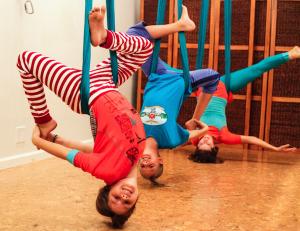 aerial kids