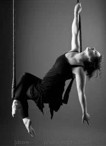 trapeze dance Heather